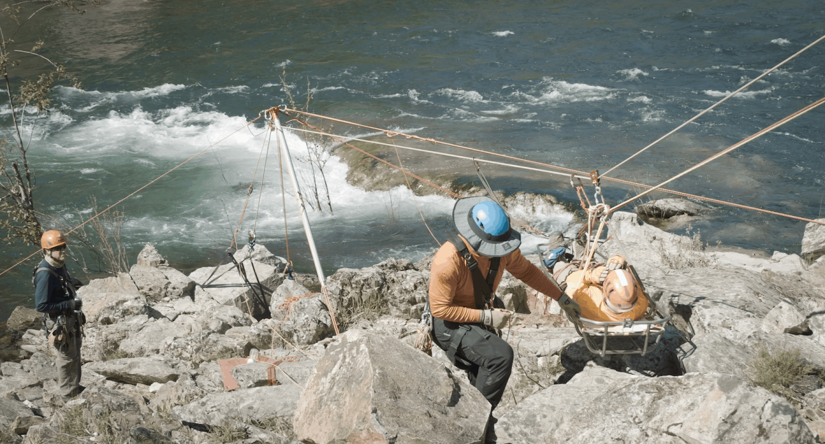 rope rescue and rigging system